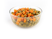 Green Peas with Carrot