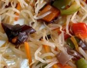Mixed Vegetable - Chop Suey